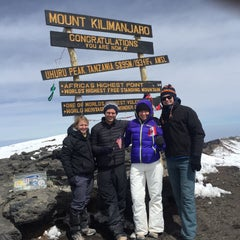 Photo taken at Mount Kilimanjaro by Mike F. on 3/3/2015