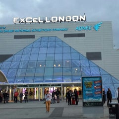 Photo taken at ExCeL London by Stefano T. on 10/7/2013