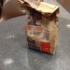 Photo taken at McDonald's by Eric B. on 3/8/2014