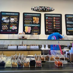 Photo taken at MaggieMoo's Ice Cream and Treatery by Kath L. on 8/4/2013