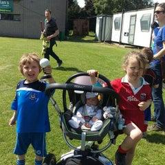 Photo taken at Scoil Uí Chonaill GAA Club by Dee D. on 6/13/2015