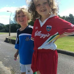 Photo taken at Scoil Uí Chonaill GAA Club by Dee D. on 6/20/2015