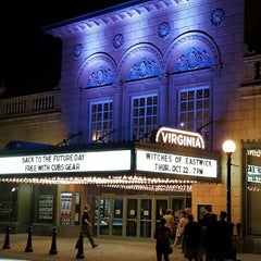 Photo taken at Virginia Theatre by Gabe L. on 10/21/2015