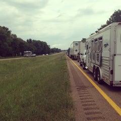 Photo taken at Interstate 40 by Melinda H. on 8/12/2013