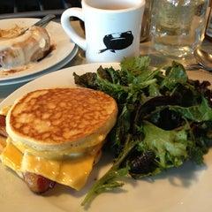 Photo taken at Skillet Diner - Capitol Hill by Krystal H. on 9/30/2012