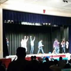 Photo taken at Old Redmond Schoolhouse Community Center by Ankit K. on 7/17/2014
