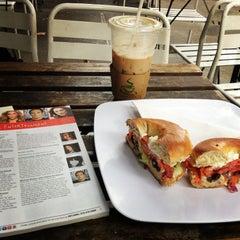 Photo taken at Effy's Cafe by Jo R. on 10/19/2013