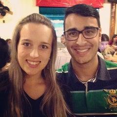 Photo taken at Querência Pizzaria by Bárbara A. on 6/13/2015