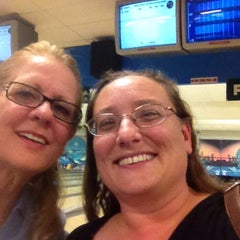 Photo taken at Royal Crest Lanes by Belinda R. on 10/12/2013