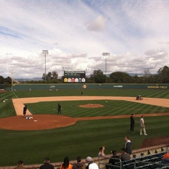 Photo taken at Anteater Ballpark - Cicerone Field by AJ O. on 2/28/2015