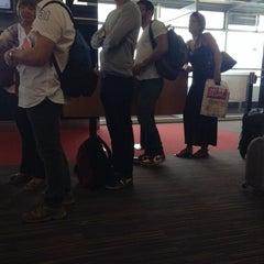 Photo taken at Gate B11 by Sebastián #. on 8/21/2014