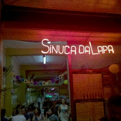 Photo taken at Sinuca da Lapa by Ana C. on 2/13/2013