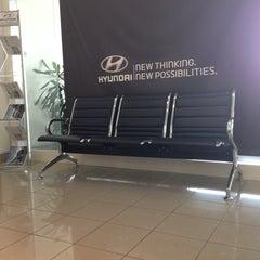 Photo taken at Hyundai/Kia Service Center by CJ on 9/29/2013