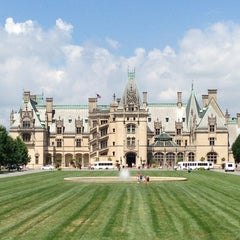 Photo taken at The Biltmore Estate by Mark C. on 7/26/2013