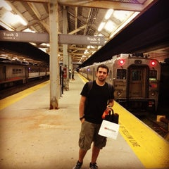 Photo taken at NJT - Atlantic City Terminal (ACRL) by İsmail Y. on 8/18/2014