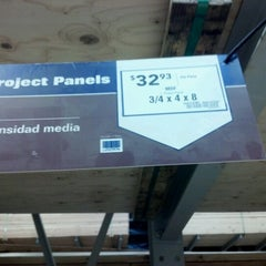 Photo taken at Lowe's Home Improvement by Mike H. on 6/8/2012