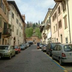 Photo taken at Villa Francescati by Stefano M. on 4/1/2012