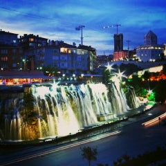Photo taken at FTZ by Tevfik C. on 9/9/2013
