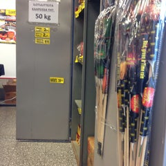 Photo taken at K-supermarket by Emilia👣 on 12/29/2014