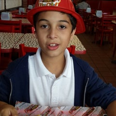 Photo taken at Firehouse Subs by Alejandro L. on 4/10/2014
