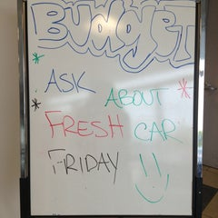Photo taken at Budget Car Rental by Lily on 10/5/2013
