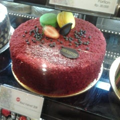 Photo taken at The Harvest Patissier & Chocolatier by Shilmy l. on 2/12/2013