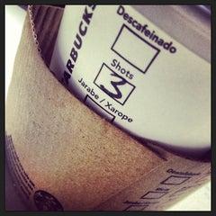 Photo taken at Starbucks by Pablo J. on 5/30/2013