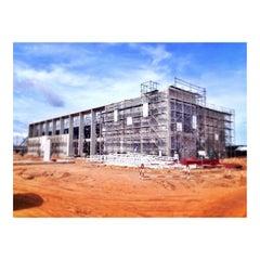 "Photo taken at นิคมอุตสาหกรรมอมตะซิตี้ (Amata City Industrial Estate) by "" ᴾᵁᴺᴺᴬᴰᴬ ᴾᴴ "" on 10/27/2014"