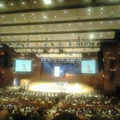 Photo taken at Koncertna dvorana Vatroslava Lisinskog by Iva M. on 7/20/2013