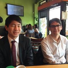 Photo taken at Mio Sushi by Jacob C. on 3/6/2015