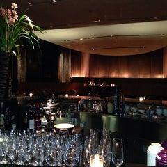 Photo taken at Bulgari Hotels & Resorts Milano by Deniz O. on 11/9/2014