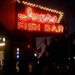 Photo taken at Ivar's Restaurants Commissary by Ashley on 7/21/2013