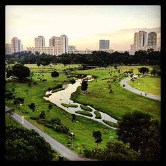 Photo taken at Bishan - Ang Mo Kio Park by Ashley I. on 6/2/2013