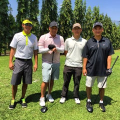 Photo taken at Camp Aguinaldo Golf Club by Augie P. on 2/22/2015