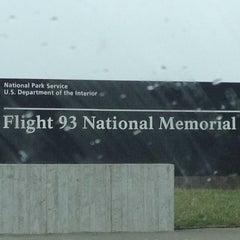 Photo taken at Flight 93 National Memorial by cyndi on 4/19/2013