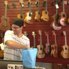 Photo taken at Hanalei Strings by William S. on 11/21/2012