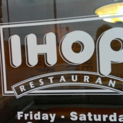 Photo taken at IHOP by David C. on 7/31/2013