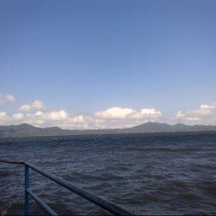 Photo taken at Danau Tondano by Febrina S. on 7/27/2014