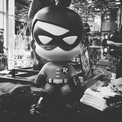 Photo taken at DC Comics Super Heroes by Rodneil Q. on 11/27/2015