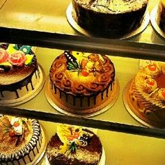 Photo taken at Mita Cake House by danish f. on 12/10/2012