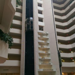 Photo taken at Sheraton West Des Moines Hotel by Lance W. on 3/27/2015