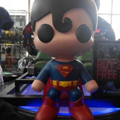 Photo taken at DC Comics Super Heroes by CK on 10/10/2014
