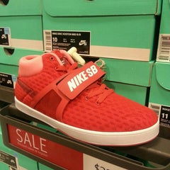 Photo taken at Nike Factory Store by CK on 4/16/2015