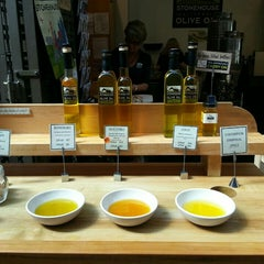 Photo taken at Stonehouse California Olive Oil by CK on 4/11/2015