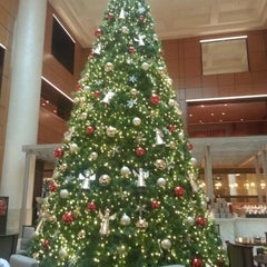 Photo taken at Marriott Singapore Tang Plaza by CK on 12/15/2012