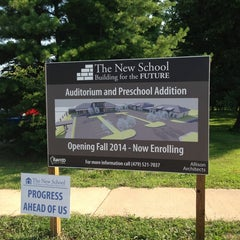 Photo taken at The New School by Nate M. on 8/15/2013