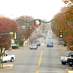 Photo taken at Wytheville, VA by Sandee S. on 10/30/2014