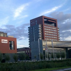 Photo taken at Van der Valk by Ronald v. on 10/7/2012