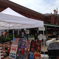 Photo taken at Eastern Market by Armie on 6/30/2013
