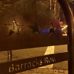 Photo taken at Barracks Row by Armie on 11/24/2015